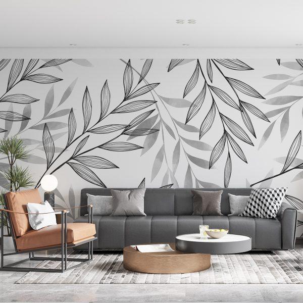Murales et enseignes intérieures